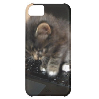 Kitty Mouse iPhone 5C Cases