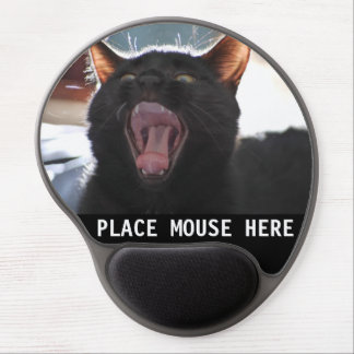 Kitty Mouse Pad Gel Mouse Mats