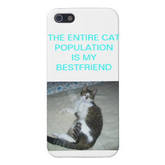 Kitty phone case cover for iPhone 5/5S