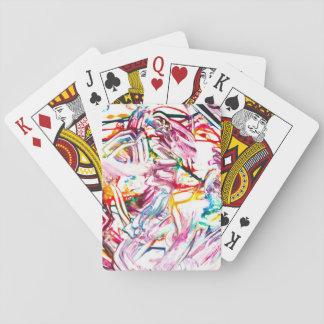 Kitty Picasso Playing cards