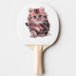 Kitty Pong Ping Pong Paddle
