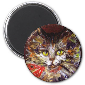 KITTY PORTRAIT MAGNET