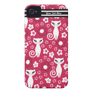 Kitty Power iPhone4 Case-Mate ID - Personalize
