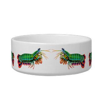 Kitty Sushi Mantis Shrimp Cat Bowl