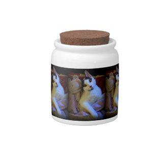 Kitty Sweet Dreams Candy Jars