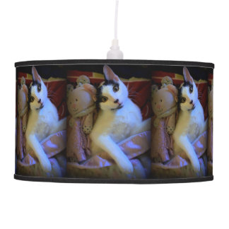 Kitty Sweet Dreams Hanging Pendant Lamps