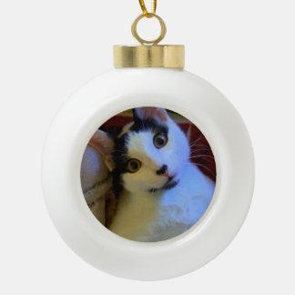 Kitty Sweet Dreams Ornament