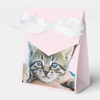 Kitty Wedding Favor Box