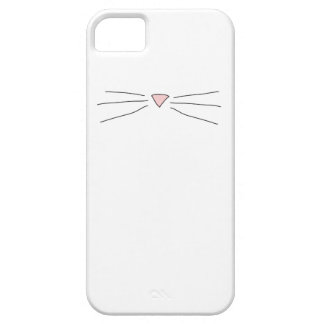 Kitty Whiskers Phonecase iPhone 5 Case