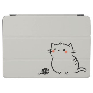 Kitty & Yarn iPad Air Cover