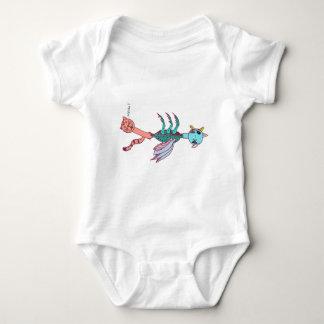 Kittycorn Baby Bodysuit