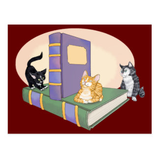 Kitty's Tale Postcard