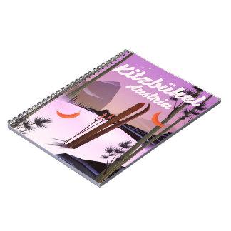 Kitzbühel Austria Spiral Notebook