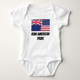 Kiwi American Pride Baby Bodysuit