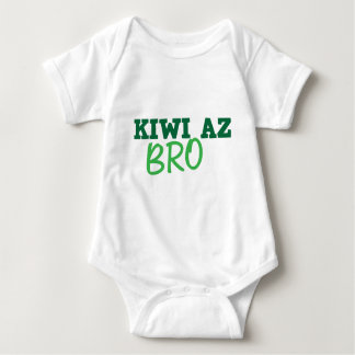 KIWI Az BRO (New Zealand) Baby Bodysuit