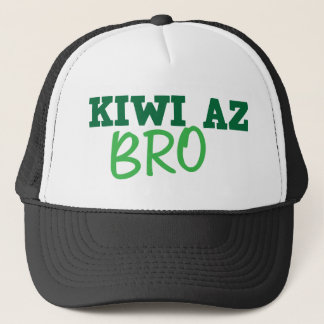 KIWI Az BRO (New Zealand) Trucker Hat