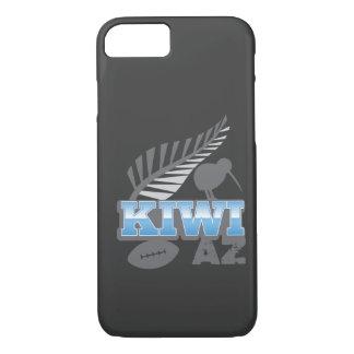 KIWI AZ rugby bird and silver fern iPhone 7 Case