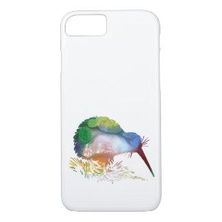 Kiwi Bird Art iPhone 8/7 Case