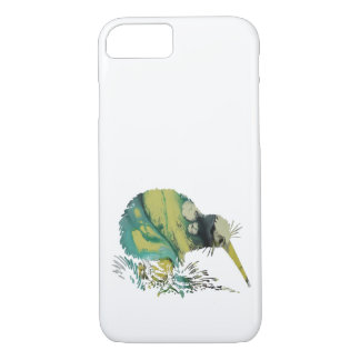 Kiwi Bird Art iPhone 8/7 Case