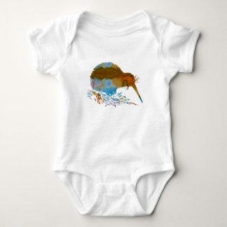 Kiwi Bird Baby Bodysuit