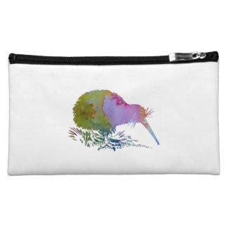 Kiwi Bird Cosmetic Bags