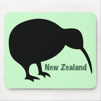 Kiwi Bird - New Zealand Mouse Pad