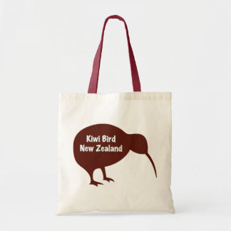 Kiwi Bird - New Zealand Tote Bag