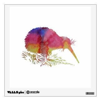 Kiwi bird wall decal