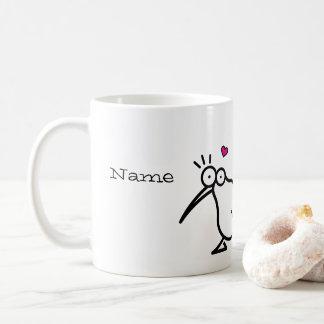 Kiwi Couple Coffee Mug