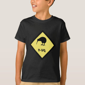 kiwi crossing T-Shirt