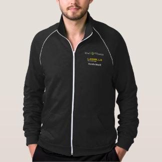Kiwi Fitness Dark Jacket