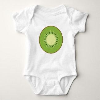 kiwi fruit baby bodysuit