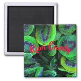 Kiwi Fruit Candy Magnet