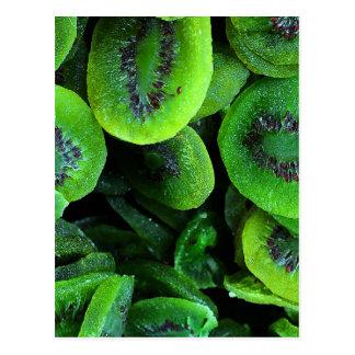 Kiwi Fruit Postcard