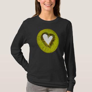 KIWI LOVE HEART T-Shirt