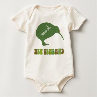 Kiwi New Zealand Baby Shirt