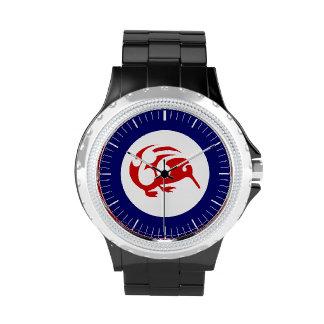 Kiwi Roundel Wrist Watch