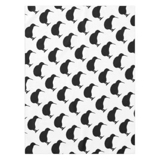 Kiwi Silhouette Tablecloth
