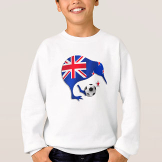 Kiwi soccer player Soccer team cup gifts Sweatshirt