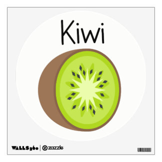 Kiwi Wall Sticker