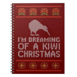 Kiwi Xmas Notebooks