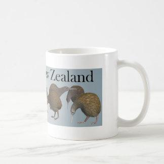 Kiwis of New Zealand Mug