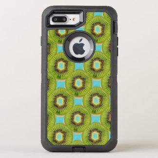 Kiwis Teal Party 4Sheri OtterBox Defender iPhone 8 Plus/7 Plus Case
