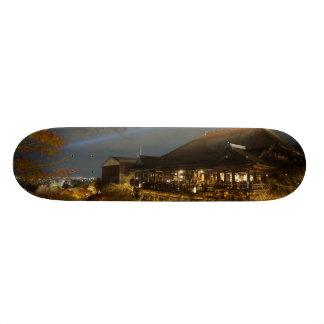 kiyomizu japan skateboard
