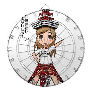 Kiyouko junior high school 24th grade English Dartboard
