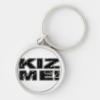 Kiz Me Kizomba Keychain