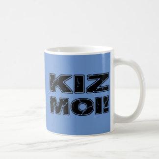 Kiz Moi! Kizomba French Coffee Mug