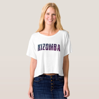 Kizomba broken t-shirt