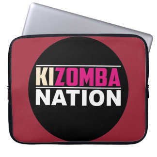 Kizomba Nation Laptop Sleeve