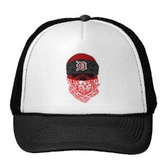 KJG Skull Logo Trucker Hat